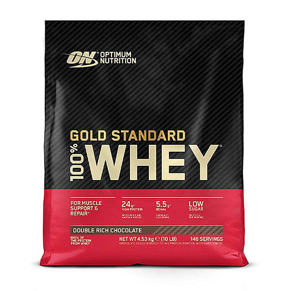 100% Whey Gold Standard - 10lb