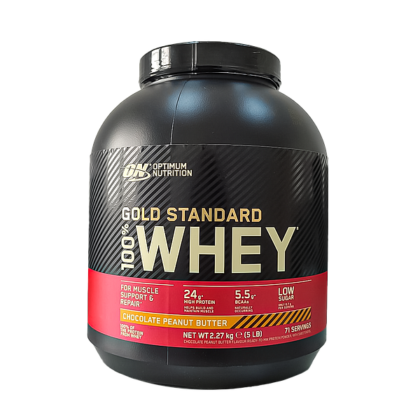 Optimum Nutrition Gold Standard 100% Whey - 5lb