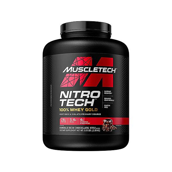 Performance NitroTech Whey Gold - 5.5lbs