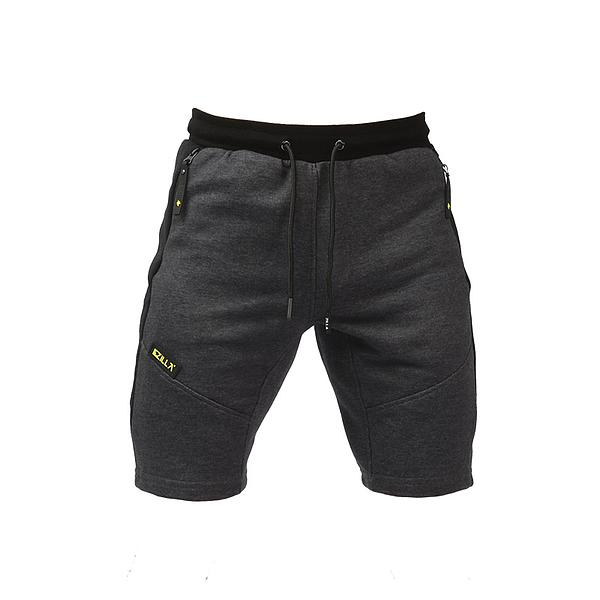 Zilla athlete-leisure-short-gray