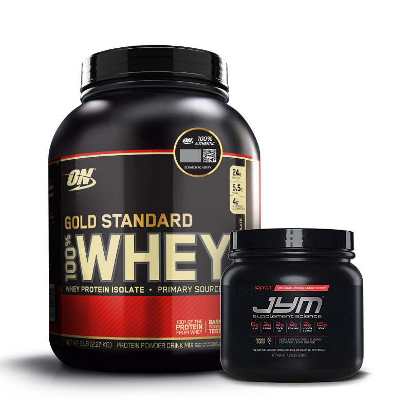 gold standard - jym - whey gold standard - gold standard whey - whey - jym post - post workout