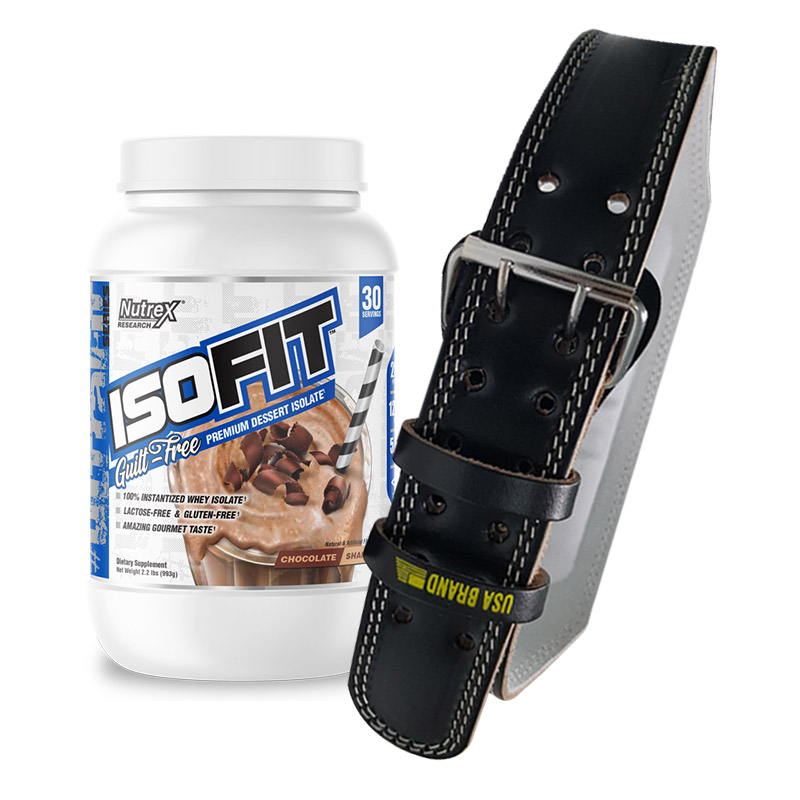 Aecor Nutrition - aecor - aecor tn - isofit - whey isolate - whey - protein - protein tunisie - gym belt - ceinture musculation