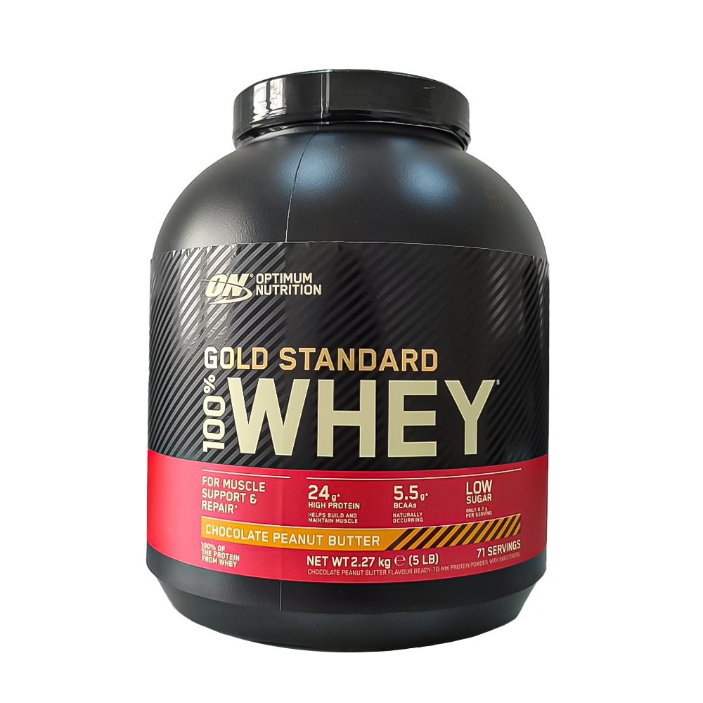 100% Whey Gold Standard - 5lb