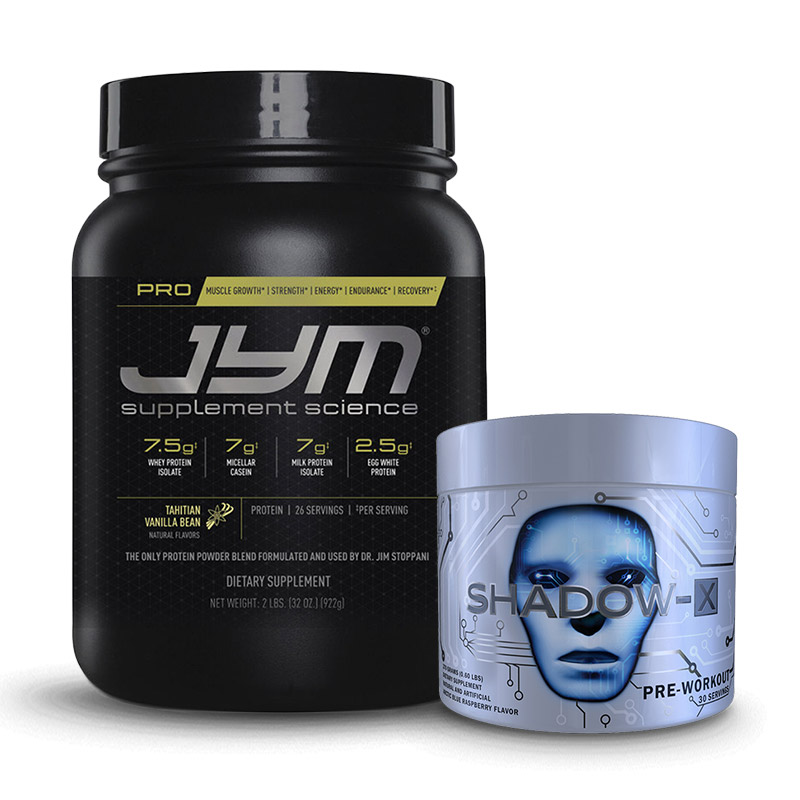 jym - jym supplements - supplements - pro - protein - cobralabs - shadow - preworkout