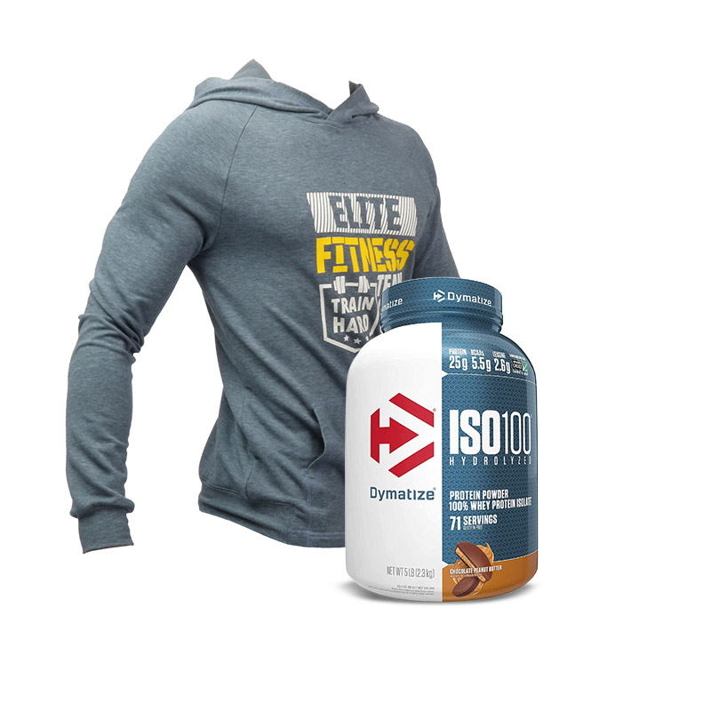 Aecor Nutrition - aecor - dymatize - protein tunisie - protein - iso100 - whey isolate - whey - gym hoodie - hoodie