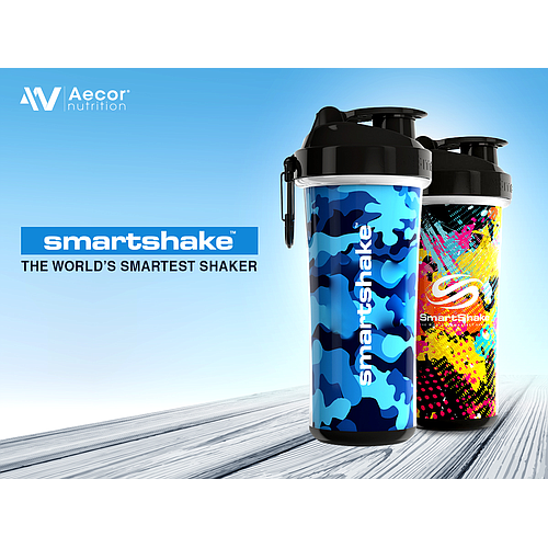 Smart Shake Double Wall - (750ml)