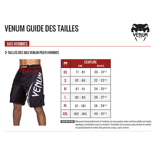 Venum Assault Training Short