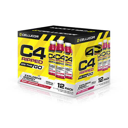 Cellucor C4 Ripped RTD - 345ml