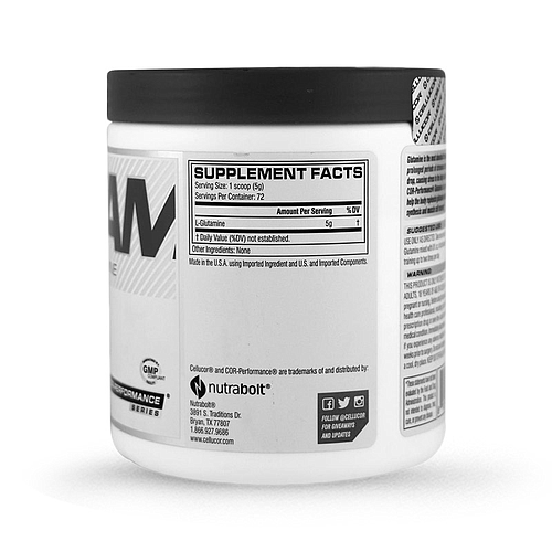 Cor-Foundation Glutamine - 72 servings