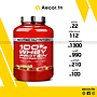 Scitec Nutrition 100% Whey Protein Professional - 2820g