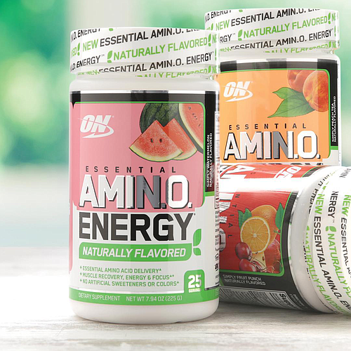 Amino Energy Naturally Flavored (225g)